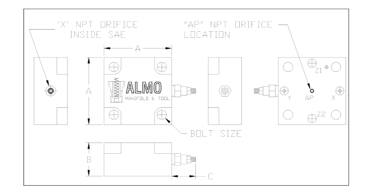 DIN 24342 COVER - general layout